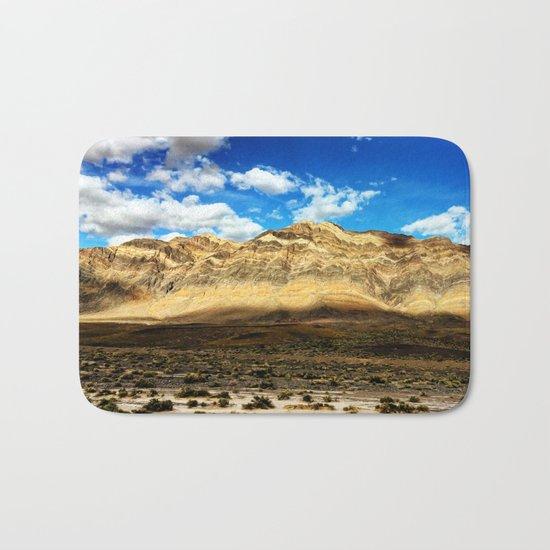 Death Valley Beauty Bath Mat