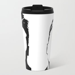 Morrisey-vacant expression Travel Mug