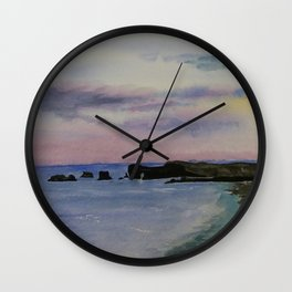 By Gerlinde Streit Wall Clock
