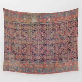 Traditional vibrant rug Wall Tapestry