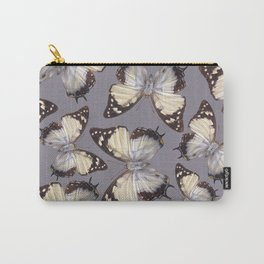 Swarming butterflies #1 Carry-All Pouch