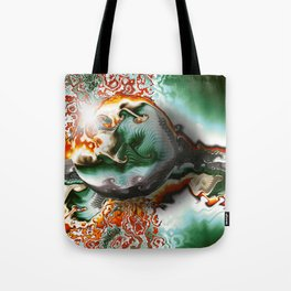 All the Time in the Universes Tote Bag