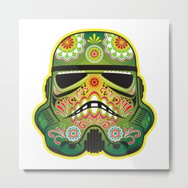 Sugar Trooper 3 Metal Print