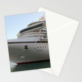 MV Azura cruise ship Stationery Cards
