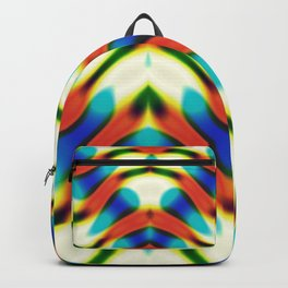 Hippie Rainbows | Colourful Hippie Love Backpack