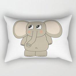 Irrelephant Rectangular Pillow