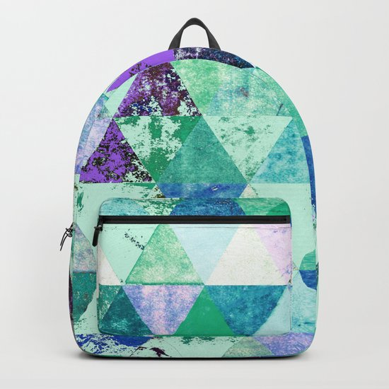 Abstract #837 Backpack