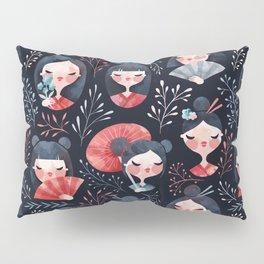 Japanese girls Pillow Sham