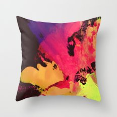.:untitled:. Throw Pillow