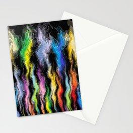 Smoky Colors Stationery Cards