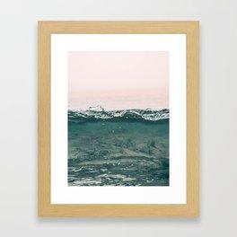 pinkwave Framed Art Print