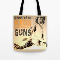 jessica lange Tote Bags featuring JESSICA by ARTito