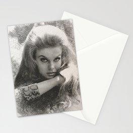 Ann-Margret Sketch Stationery Cards