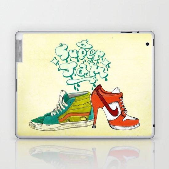 super jam Laptop & iPad Skin
