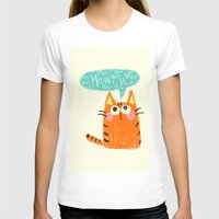 mew T-shirts featuring mew. by TangerineCafé