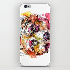 Vivid Grizzly iPhone & iPod Skin