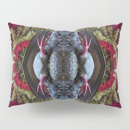 Refracted Reflected Pillow Sham