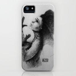 Silence iPhone Case