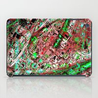 los angeles iPad Cases featuring los angeles by donphil
