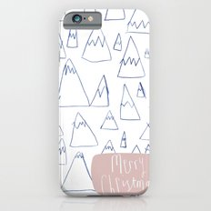 Merry Christmas 01 Slim Case iPhone 6s