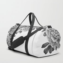 Flowers in the morning Duffle Bag
