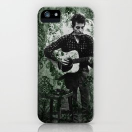 Get Busy. iPhone Case