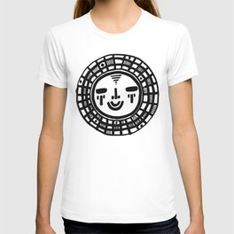Happy People: Face 1 T-shirt