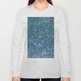 Sitting by the River Long Sleeve T-shirt