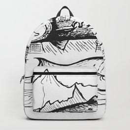 Wild Alaska Backpack