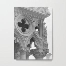 Corinthian Metal Print