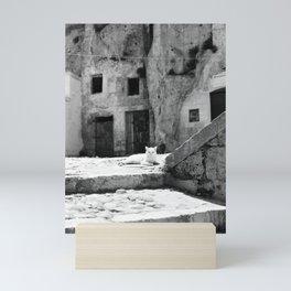 Queen of Matera Mini Art Print