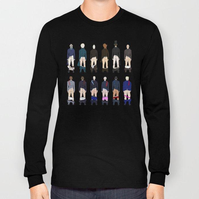 President Butts Long Sleeve T-shirt