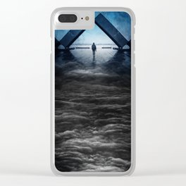 Long Way From Home Clear iPhone Case