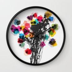 blossom 1 Wall Clock