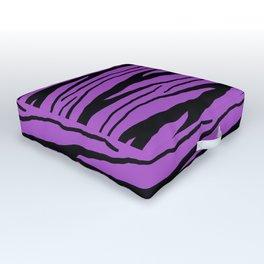A New Wild - Purple Outdoor Floor Cushion