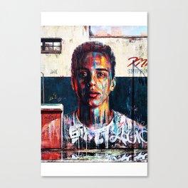 LOGIC-BOBBY TARANTIO Canvas Print