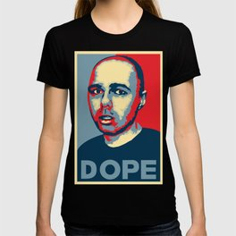 Karl Pilkington Campaign Poster T-shirt