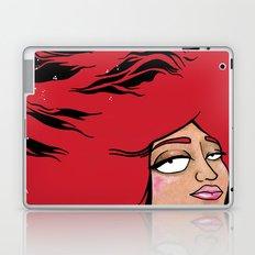 Red Laptop & iPad Skin