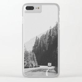 ROAD TRIP / Canada Clear iPhone Case
