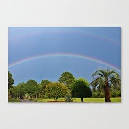 Rainbows After The Rain Canvas Print