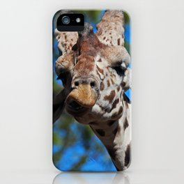 Gimme a Kiss iPhone Case