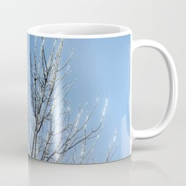 Branches in Ice Coffee Mug