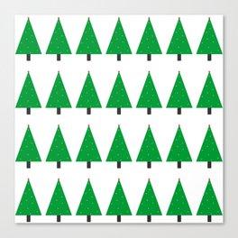 Christmas & NewYear 2 Canvas Print