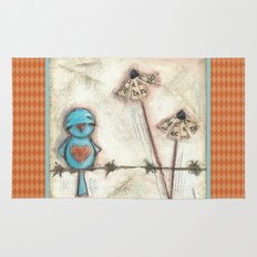 Bluebird Rug