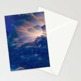 Fractus  Stationery Cards