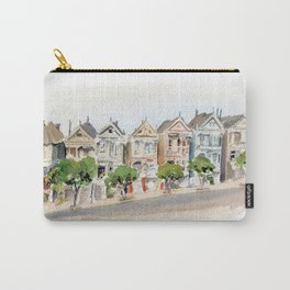 The Painted Ladies Carry-All Pouch