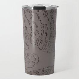 Sentient Flame Travel Mug