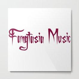 Fangtasia Music Logo Metal Print