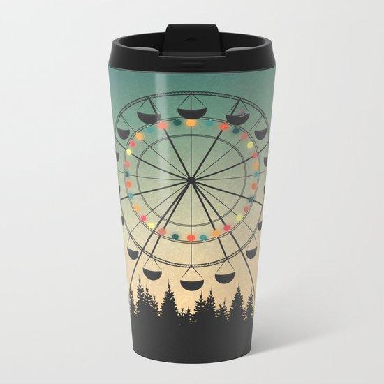 Take a Ride Metal Travel Mug
