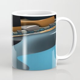 Streamliner no. 1 Coffee Mug